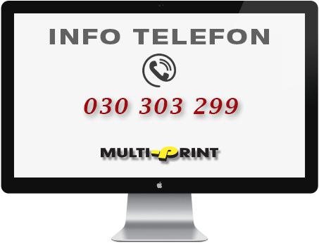 Multiprint Info Telefon