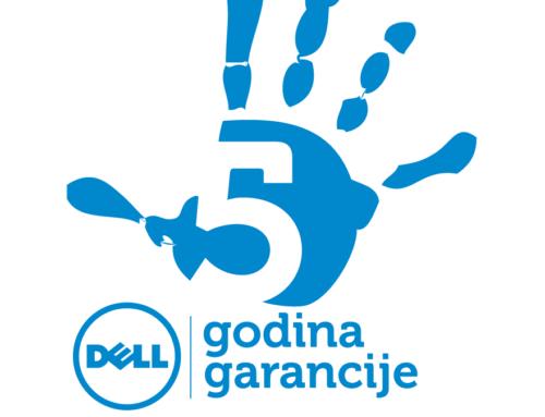 Dell – jedinstveni  5-godisnji paket garancije!